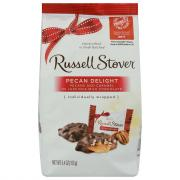 Russell Stover Pecan Delight Mini Gusset Bag