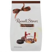 Russell Stover Assorted Chocolate Gusset Bag