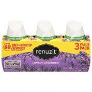 Renuzit Blissful Lovely Lavender Gel Air Fresheners