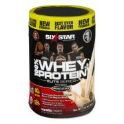 Six Star Vanilla Cream Whey Protein