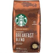 Starbucks Breakfast Blend Ground Coffee