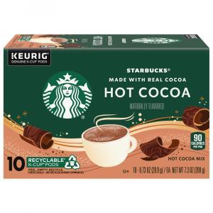 Starbucks Classic Hot Cocoa K-cups