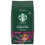 Starbucks Sumatra Blend Coffee