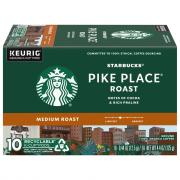 Starbucks Pike's Place K-Cups