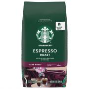 Starbucks Expresso Roast Whole Bean Coffee