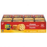Nabisco Ritz Crackers with Cheese