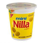 Nabisco Mini Nilla Wafers Go Pak