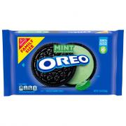 Nabisco Family Size Mint Creme Oreo