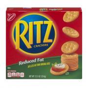 Nabisco Ritz Reduced Fat Crackers