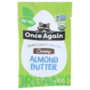 Once Again Organic Almond Butter Squeeze Pack