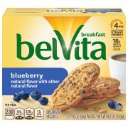 Nabisco BelVita Blueberry Breakfast Biscuit