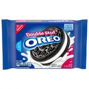 Nabisco Oreo Double Stuf Cookies