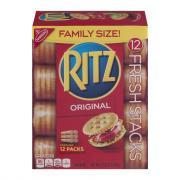 Ritz Fresh Stack Family Size