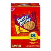 Nabisco Nutter Butter Cookies