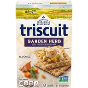 Nabisco Triscuit Garden Herb