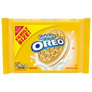 Nabisco Golden Oreo Family Size