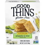 Good Thins Jalapeno Lime