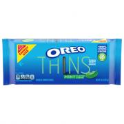 Nabisco Oreo Thins Mint Family Size