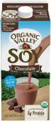 Organic Valley Chocolate Soy Milk