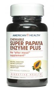 American Health Super Papaya Enzymes Plus