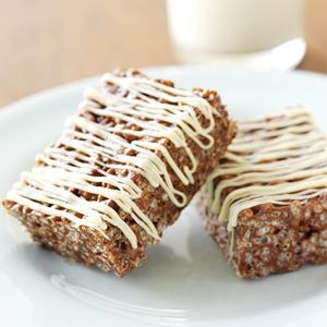Two Tone Chocolate Treats