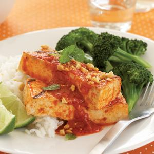 Terrific Teriyaki Tofu