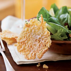 Frico (Cheese Crisps)
