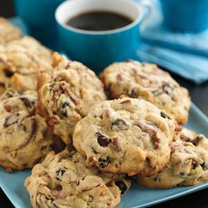 Jumbo Trail Mix Cookies