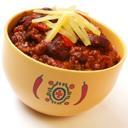 Chili Rice Bowl
