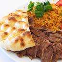 Cracked Wheat and Beef Salad