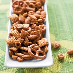 Barbeque Snack Mix