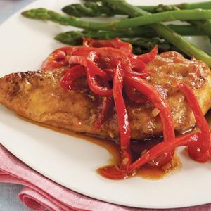 Sherried Paprika Chicken