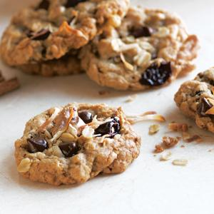 Chunky Chip Trail Mix Cookies