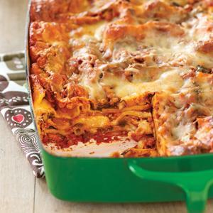 Flexible Lasagna