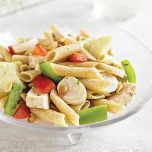 Chicken-Tarragon Pasta Salad