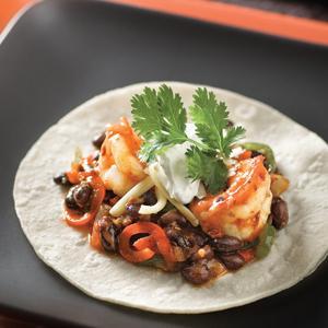 Mexican Chipotle Shrimp Stir-Fry