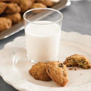 Toasted Almond Chocolate Chip Cookies
