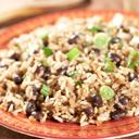 Black Beans with Rice