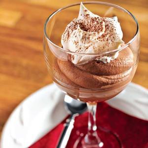 Milk Chocolate Mousse