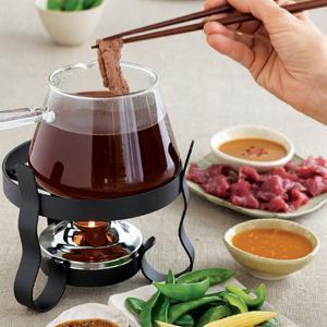 Beef Fondue Chinoise