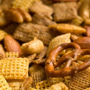 Healthy Chex Mix