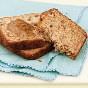 Jannine Honey Buttermilk Bee-Nana Bread