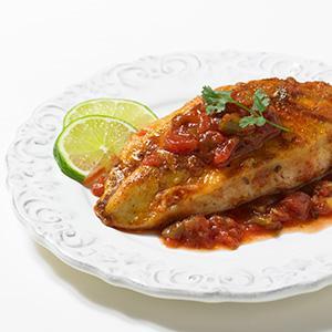 Pollo Mexicano Salsa Chicken