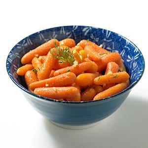 Honey Ginger Orange Carrots