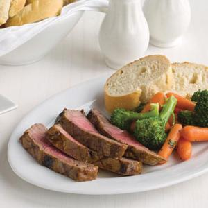 Steak & Veggies