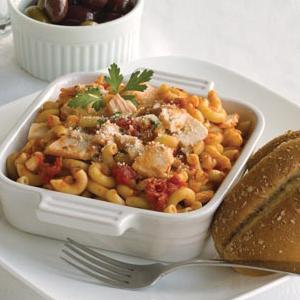 Tuna Tomato Macaroni