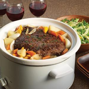 Savory Beef Pot Roast