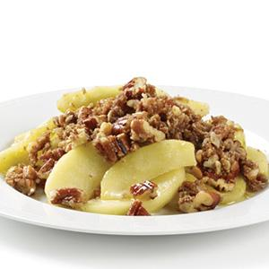 Apple Crisp with Pecans