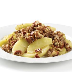 Apple Crisp with Pecans