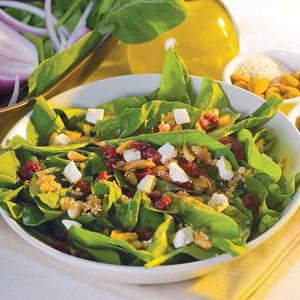 East Meets West Salad
